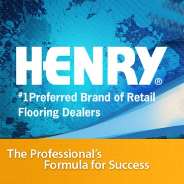 Henry® Adhesives | Jacksonville, FL